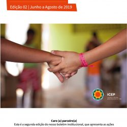 ICEP - Boletim edição 2, versão impressa_Capa