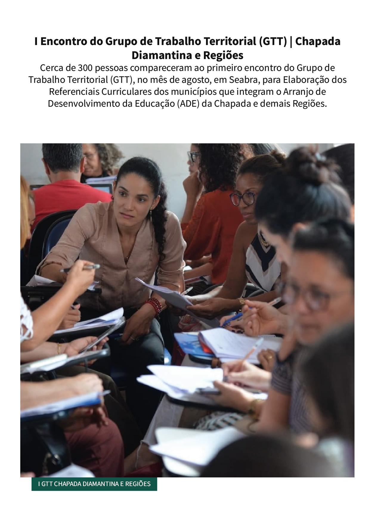 ICEP - Boletim edição 2, versão impressa_Encontros Territoriais
