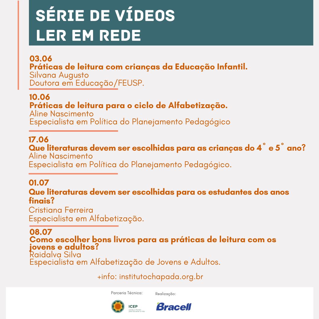 SERIE LEITURA EM REDE (1)