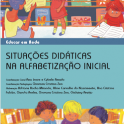 CAPA_SITUAÇÕES DIDÁTICAS NA ALFABETIZAÇÃO INICIAL_EDUCAR EM REDE